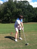 adaptive golf | deb shuck